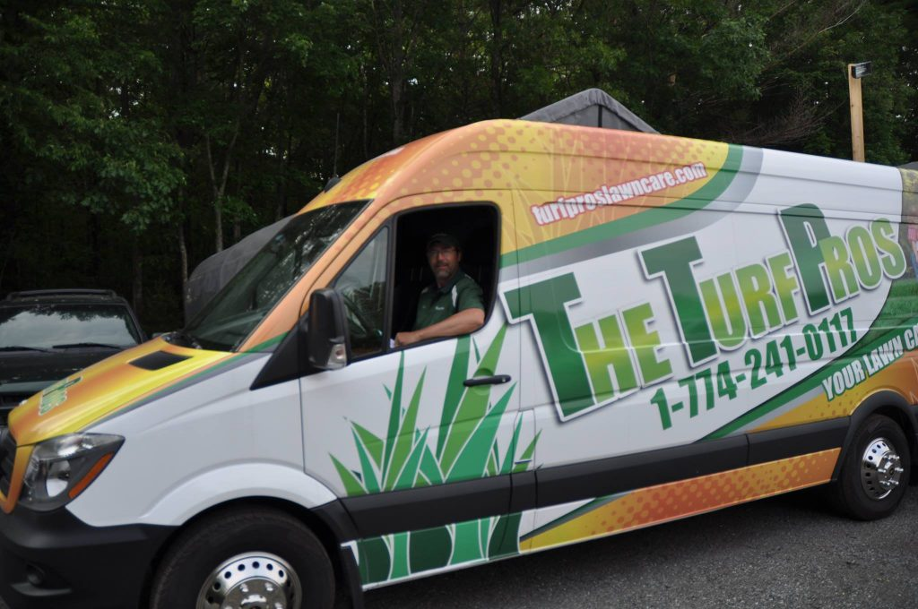 Carrier's Turf Pros Lawn Care