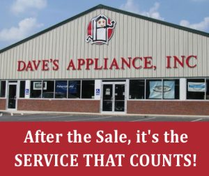Dave's Appliance, Inc